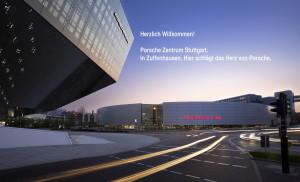 Porschezentrum Stuttgart