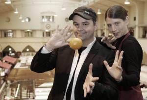 Topas & Roxanne Magierweltmeister